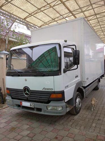 Транспорт - Каирма: Мерседес бенз Атего -815. 1999 года. 4.3. В отличном состоянии. Вложе