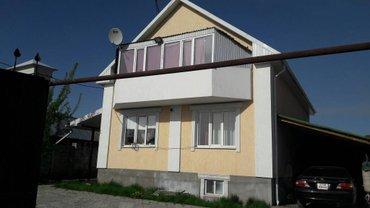 Срочно!!! Продается добротный кирп дом в 2-х уровнях. Общ. пл 203 в Бишкек