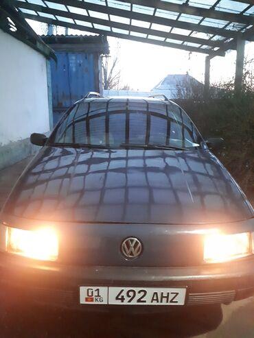 запчасти на volkswagen passat b3 в Кыргызстан: Volkswagen Passat 1.8 л. 1989 | 360000 км