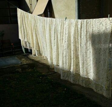 Kuća i bašta | Indija: Zavese-2 komada,ovo na slici je jedna dim.6.30x2.50cm- jedna zavesa