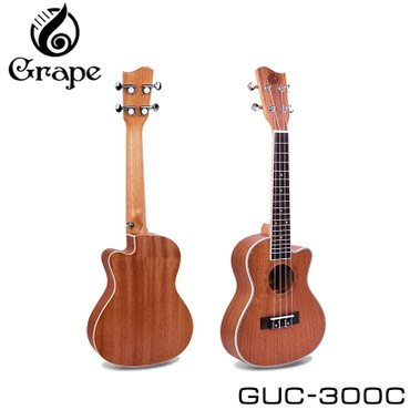 Укулеле концертная Grape GUC-300C в Бишкек