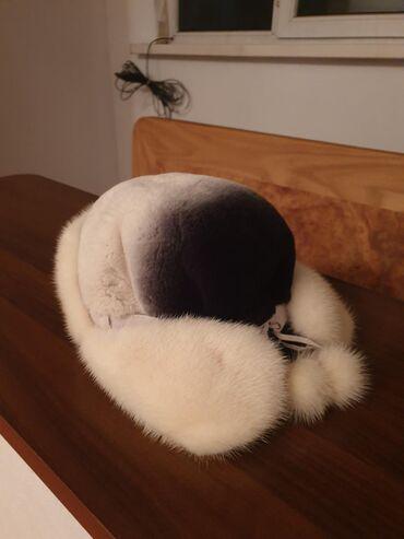 снегокат производства россия в Кыргызстан: Белая норковая шапка. Производство россия. Брали в москве очень