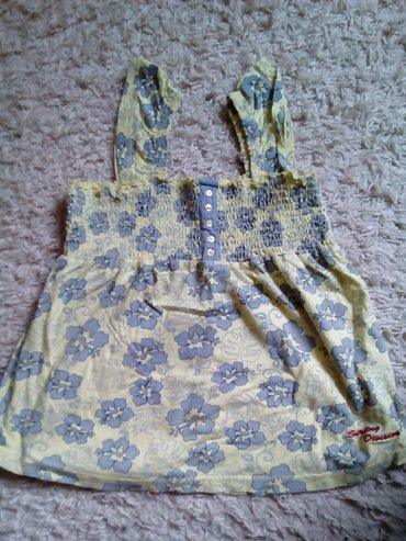 Decije haljine - Pirot: Decija majca vel.140