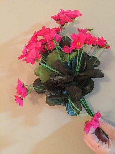Букетик из полевых искусственных цветов в Бишкек