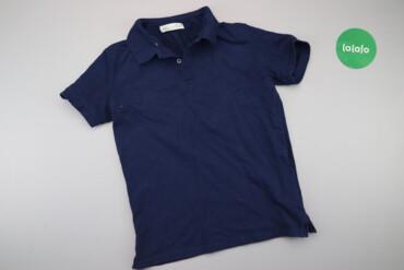 Топы и рубашки - Синий - Киев: Дитяча футболка поло Zara Kids, вік 10 р., зріст 140 см    Довжина: 53