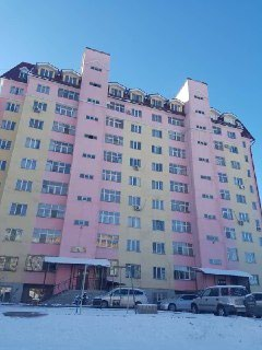 Срочно!!! Продаю 2-х. комн. кв. 62 кв.м, 2/10 в Бишкек