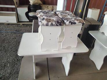 Кухонные комплект стол и стульев новый новый
