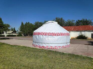 купить материнку для компьютера в Кыргызстан: Юрта металлическая. Диаметр 5м