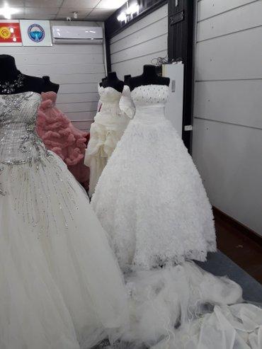Свадебные платья на прокат и на в Ош