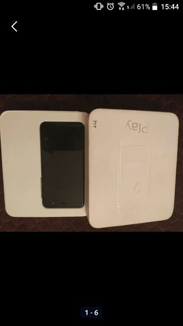 HTC - Azərbaycan: Htc u play 4/64 hec bir problemi yoxdur. Ela veziyyetdedir
