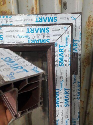 Пластиковые окно и двери на заказ 4х камерный турецкий
