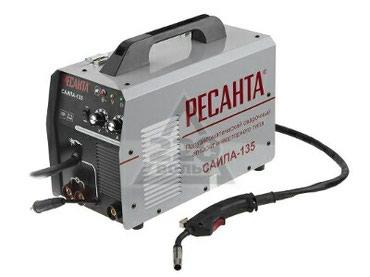 шредеры 23 в Кыргызстан: Сварочный аппарат инверторный п/а РЕСАНТА САИПА-135 220В 20-110А 70%