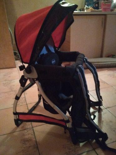детское кресло recaro в Кыргызстан: Туристическое Кресло-рюкзак детское 3500 сом, торг!