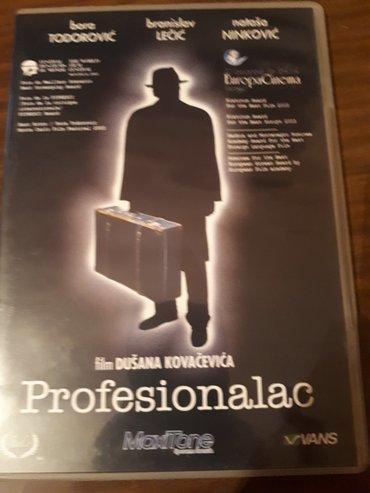 Dvd video film profesionalac original ocuvan - Beograd