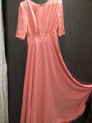 Платье вечернее размер 46, рост- 175