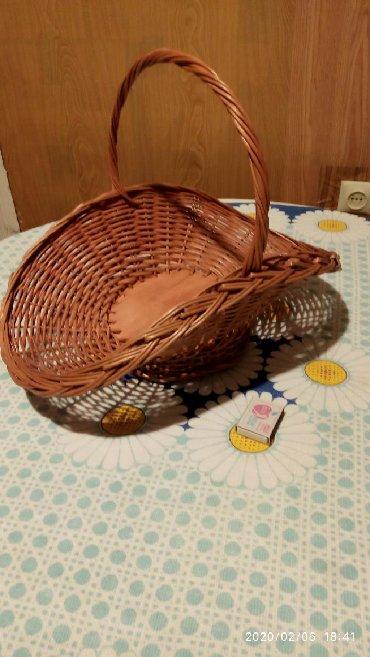 вешалки для брюк с зажимами в Азербайджан: Корзина для подарков