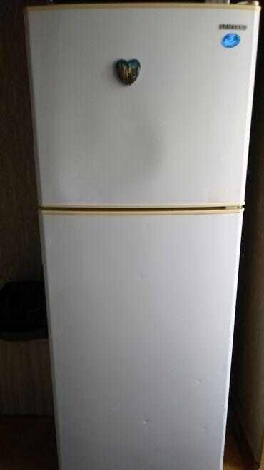детские белые кеды в Азербайджан: Двухкамерный Белый холодильник Samsung