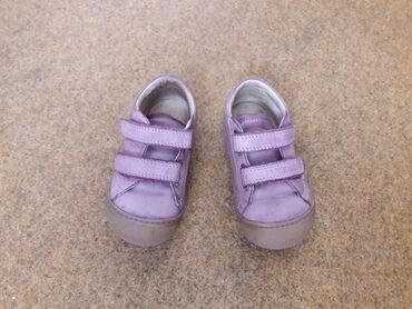 Naturino - Srbija: Dečije Naturno kožne cipele br 22 - 13,5 cmOčuvane kožne cipelice