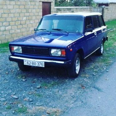 Zaqatala şəhərində VAZ (LADA) 2104 1999