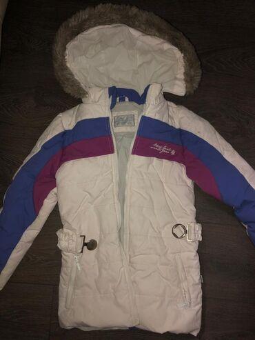 Dečije jakne i kaputi - Vrsac: Zimska decija jakna kao nova