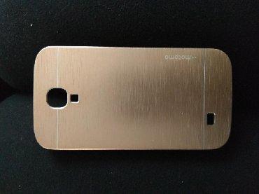 Maska za samsung s4, u zlatnoj boji, nova nekoriscena