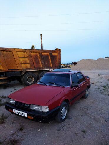 Транспорт - Бает: Mazda 616 2 л. 1986   500000 км
