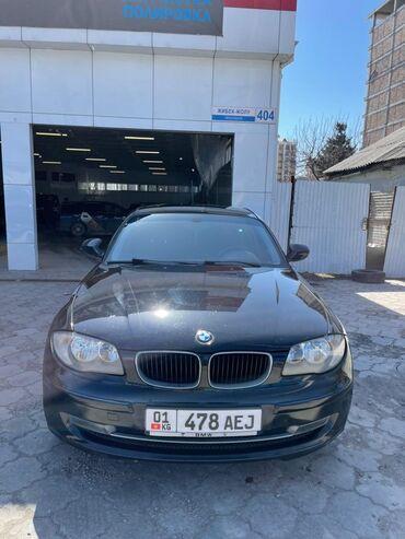 BMW 116 1.6 л. 2010   150 км