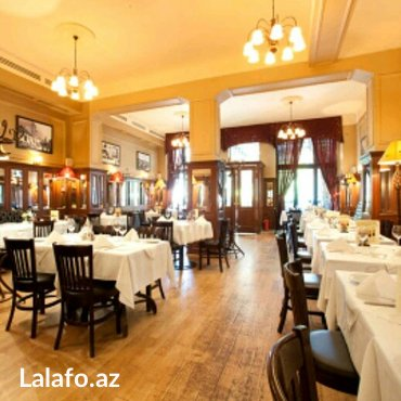Bakı şəhərində Tarqovuda yerləşən restorana hostess xanım tələb olunur. 35