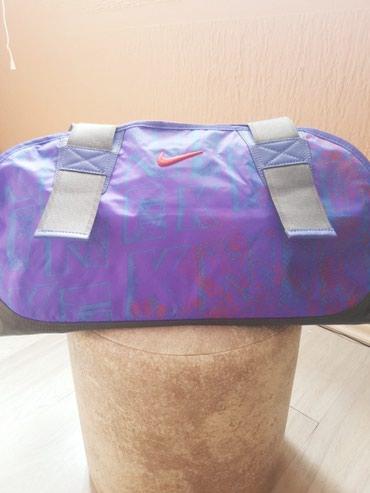 Nike original torba jednom nosena. - Nis