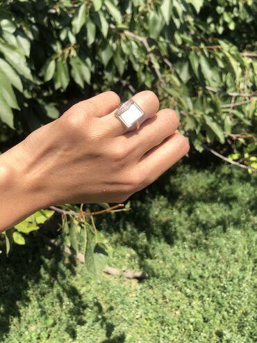 Продаётся кольцо ( Кострома Россия ) 585 пробы ! Размер-16,5 Камень-