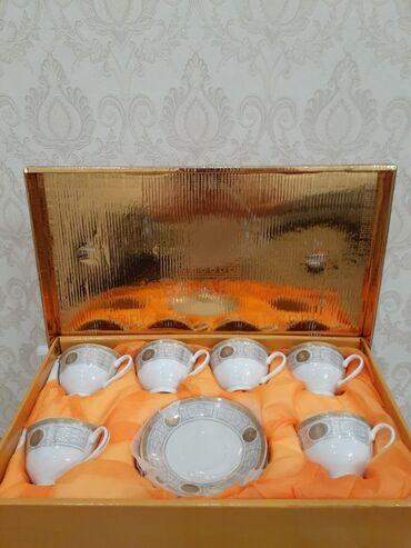 fuzhery-6-sht в Кыргызстан: Подарочный набор. 6 кружек, 6 блюдцев