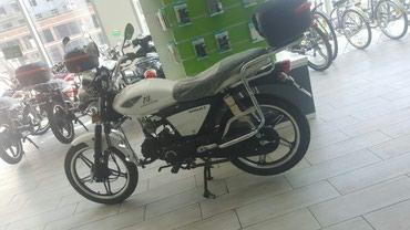 Bakı şəhərində Artiq Tek sexsiyyet ve 2 ev teli ile sizinde motosiklet almaq