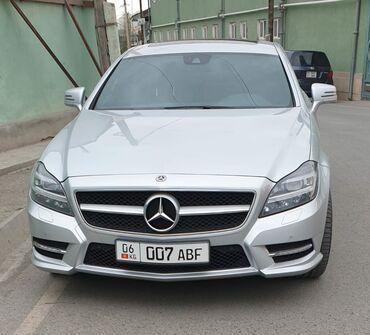 Mercedes-Benz в Кыргызстан: Mercedes-Benz CLS-Class AMG 3.5 л. 2011 | 90000 км