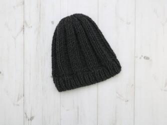 Верхняя одежда - Черный - Киев: Дитяча шапка, ручна в'язка    Довжина: 23 см Ширина: 19 см Матеріал 10