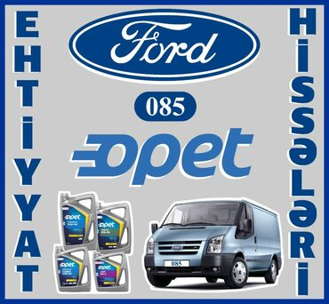ford ehtiyyat hisseleri - Azərbaycan: Ford transitin butun hisseleri