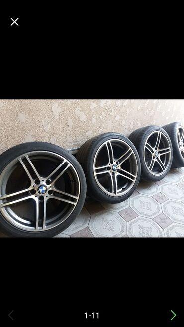 "Продаю диски //BMW R19 Made in Germane ""BBS"" разноширокие диск в отлич"