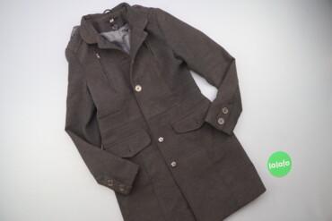 10000 объявлений | ЛИЧНЫЕ ВЕЩИ: Жіноче пальто H&M, р. S   Довжина: 88 см Ширина плечей: 36 см Довж