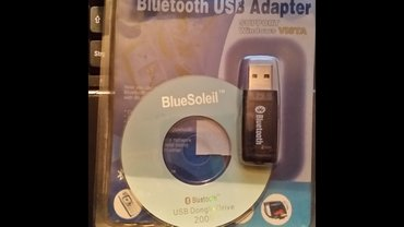 Bluetooth usb adapter nov, v2. 0 - Belgrade