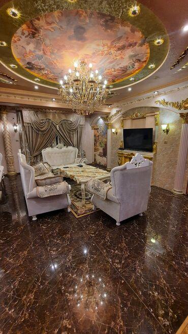 квартиры ош аренда in Кыргызстан | ПОСУТОЧНАЯ АРЕНДА КВАРТИР: 3 комнаты, 99 кв. м С мебелью