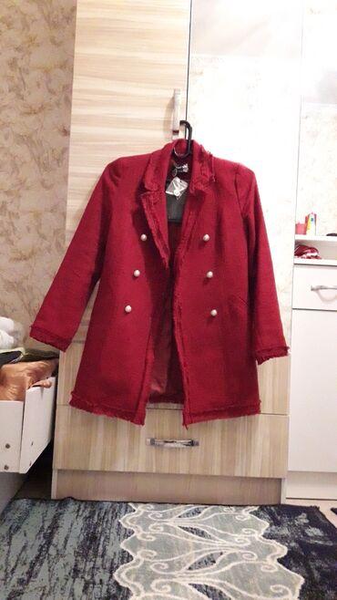 Твидовый пиджак турецкий,новый Размер:М   (есть небольшой торг)