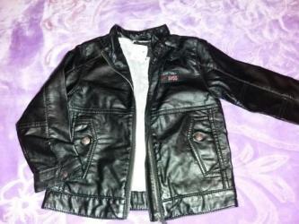 Kozna jakna za bebe, novo, vel 104 - Svilajnac