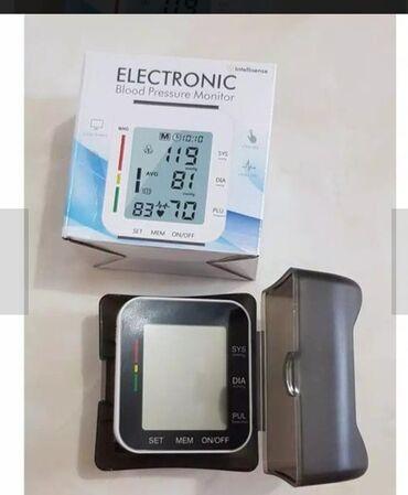 101 объявлений: Электронный тонометр для измерения артериального давления