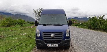 Volkswagen Crafter 2.5 л. 2010 | 276000 км