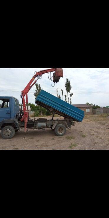 Услуги - Кок-Джар: Самосвал По городу   Борт 5000 кг.   Вывоз строй мусора, Вывоз бытового мусора, Доставка щебня, угля, песка, чернозема, отсев