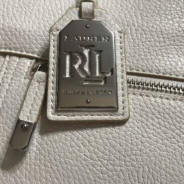 Продаю сумку Ralph Lauren привезённую из Америки. Сумка очень удобная