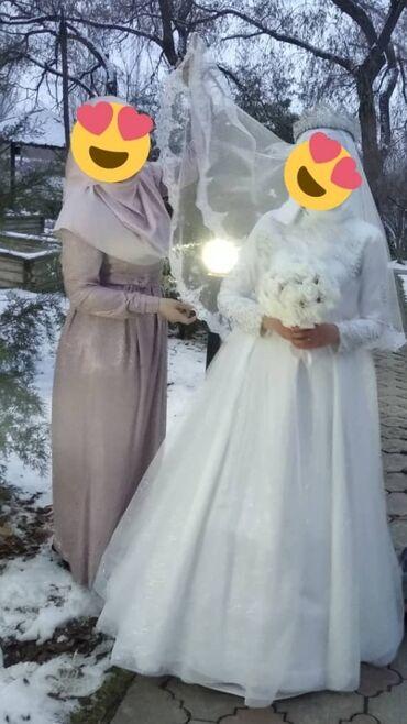 Срочно продаю шикарное платье для сестер в хиджабе одевала 1раз