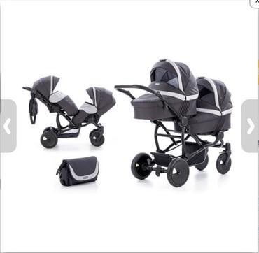 детские коляски люльки в Кыргызстан: Коляска Tutis Zippy 3 в 1 для двойняшек в отличном состоянии