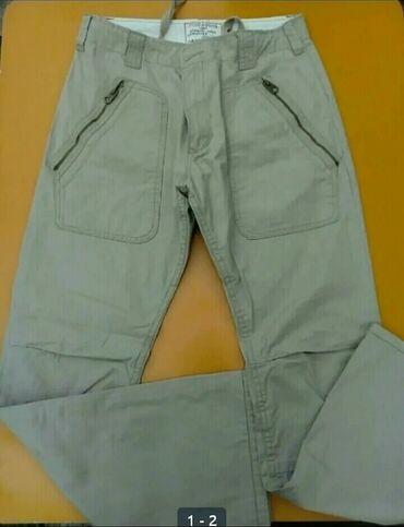 Pantalone vekivina - Srbija: Teranova pantalone vel.m/l treba zameniti rajfeslus,zato ova cena