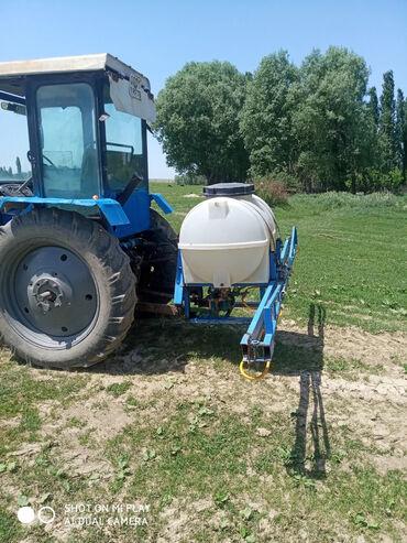 Транспорт - Каныш-Кия: Т 28 сатылып дары чачкычы, култиватору мн. Трактор Таласта