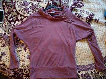 Продаю турецкую кофту летучку, темно розового цвета